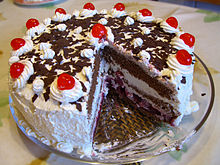 Black Forest Cake history