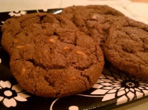 Chocolate Butterscotch Cookies