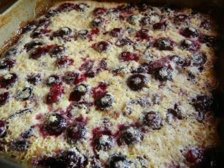 recipe Lemon Blueberry Bars