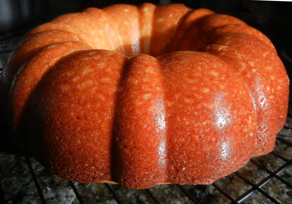 Bundt Cake From Scratch