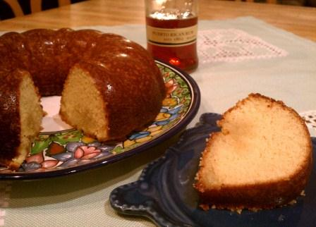 Rum Cake Recipe From Scratch