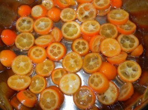Candied Kumquat