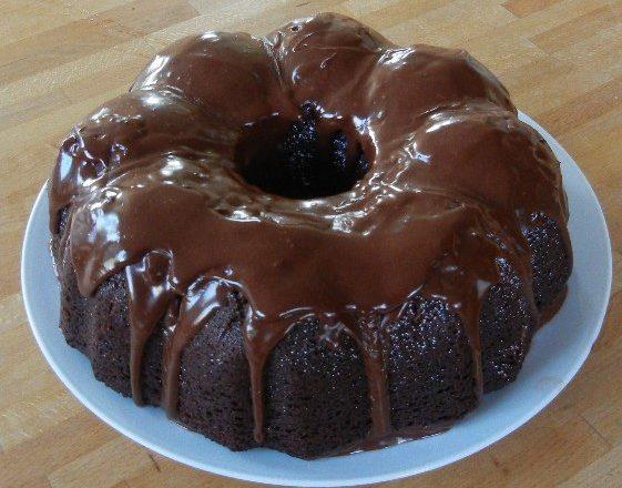 chocolate bundt cake scratch