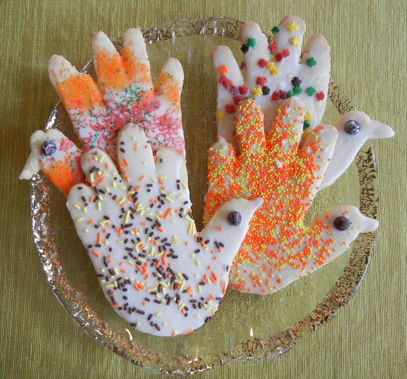 Easy Turkey Sugar Cookies Fun Art In Your Kitchen