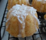 Citrus Coconut Tea Cakes