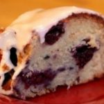 Lemon Berry Bundt Cake