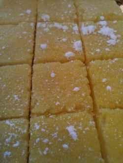 Lemon Bars Scratch