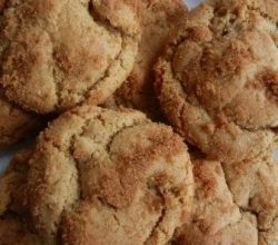 ginger cookie recipe easy