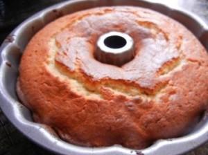 cardamom walnut cake