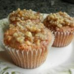 Honey Walnut Muffin Recipe