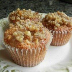 Honey Walnut Muffin Recipe