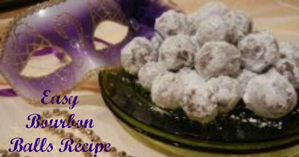 easy bourbon balls recipe