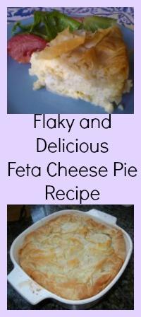 feta cheese pie recipe