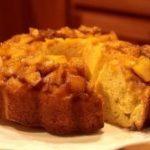 Mango Rum Cake Recipe