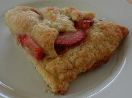 Best Strawberry Scone Recipe