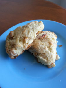 Dried Fruit Scone Recipe