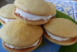 Orange Creamsicle Whoopie Pies