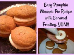 easy pumpkin whoopie pie recipe 2