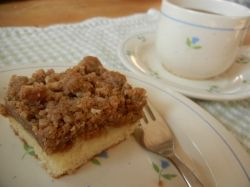 recipe for new york crumb cake