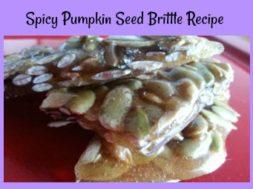 spicy pumpkin seed brittle recipe 6