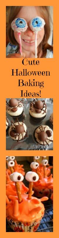 cute halloween baking ideas