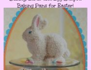 baking pans for easter