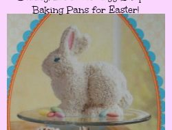 baking pans for easter