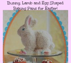 easter baking pans