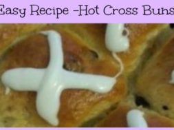 easy recipe hot cross buns 7