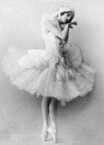 pavlova ballerina