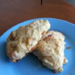 Dried Fruit Scone Recipe – with Tropical Fruit