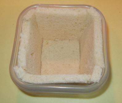 summer pudding frozen fruit