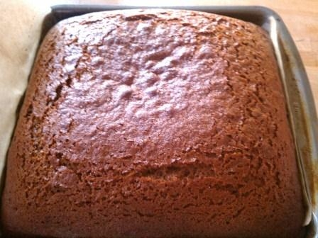 old fashioned gingerbread cake recipe