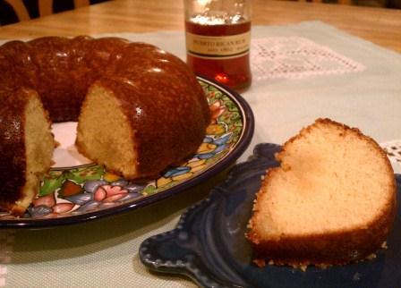 homemade Rum Cake Recipe Scratch
