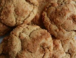 ginger snickerdoodles
