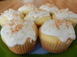 Best Coconut Lime Muffins