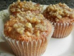 honey walnut muffin1