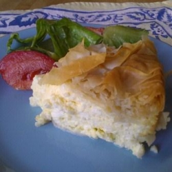 feta cheese pie recipe