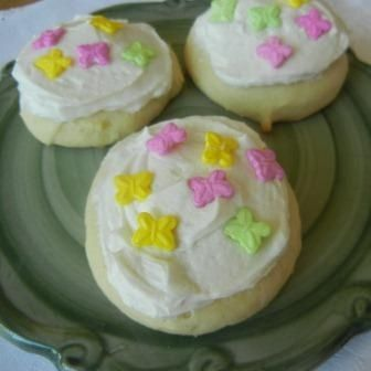 soft sugar cookies scratch
