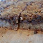 Coffee Toffee Bar Recipe