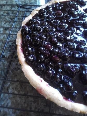 blueberry cheesecake tart recipe