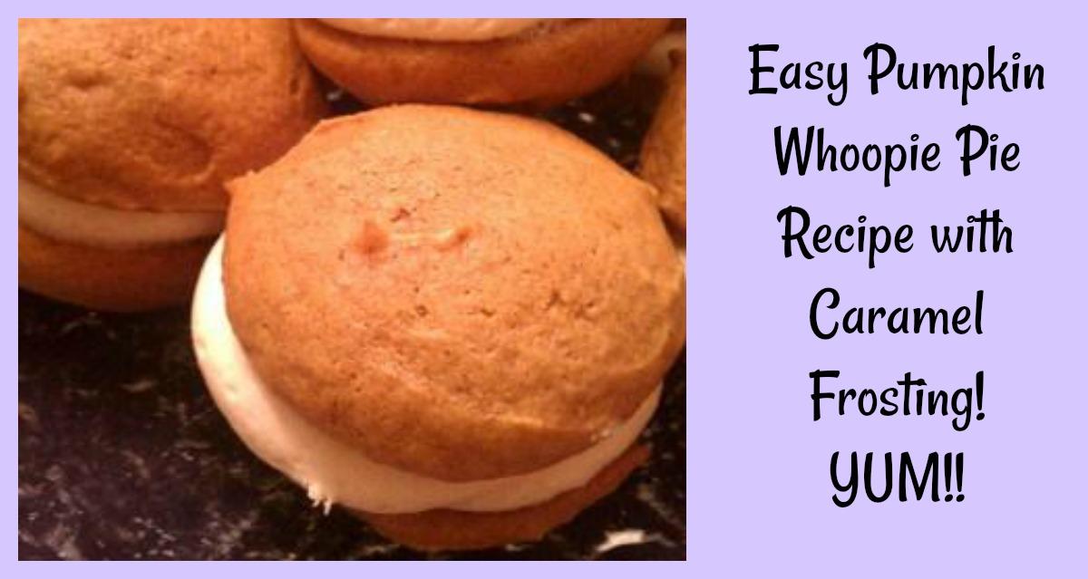 easy pumpkin whoopie pie recipe