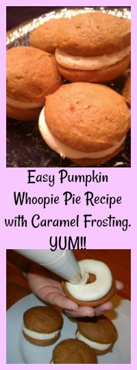 easy pumpkin whoopie pie recipe