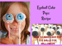 eyeball cake pops recipe 2