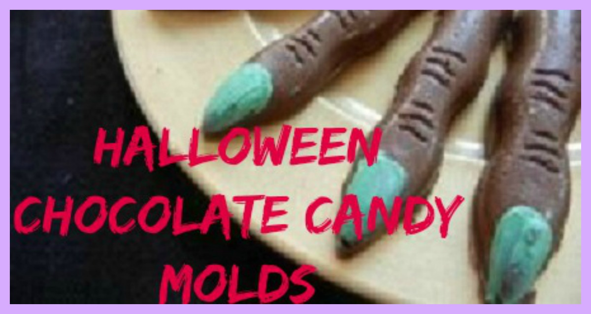 halloween chocolate candy molds