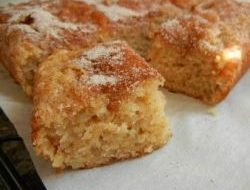 applesauce snack cake recipe