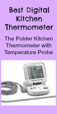 best digital kitchen thermometer