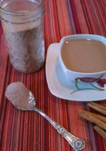 instant chai tea latte mix