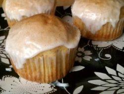 eggnog muffin