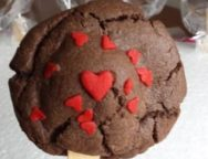 stuffed cookie pop